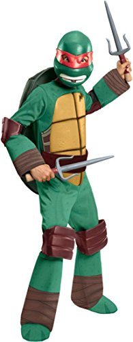 TMNT Teenage Mutant Ninja Turtles Raphael Child Costume