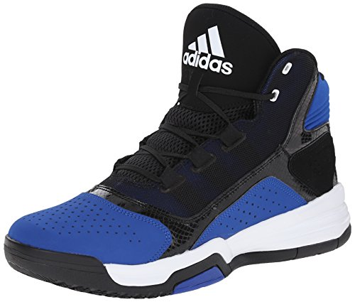 adidas Performance Men's Amplify Basketball Shoe, Collegiate Royal/Black/White, 10 M US