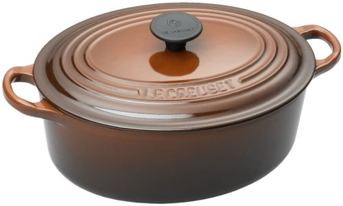 Buy Le Creuset 2 3/4 Qt Oval French Oven, Chestnut