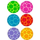 Awesome Munchkin Bathtub Grippy Dots, 6 Pack with Textured Tub Grips, Fun, And Bright Color Toddlers