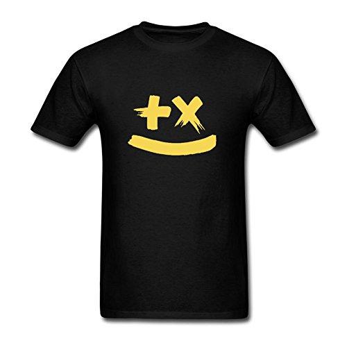 ONEPICE Men's Martin Garrix DJ Short Sleeve T Shirt (Beats Auto Speaker compare prices)