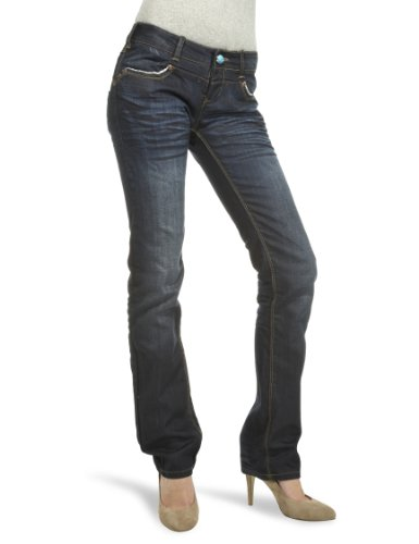 Desigual donna Slim Jeans Denim motor Head