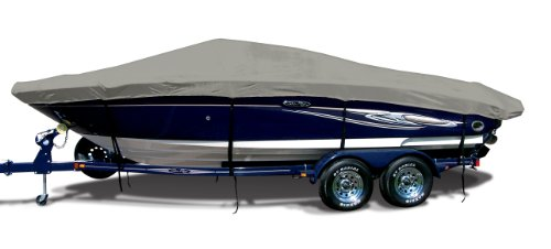 Cadet Grey Exact Fit Boat Cover Fitting 1986 1988 Supra