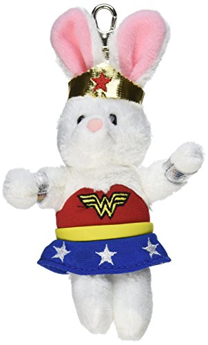Gund DC Comics Backpack Clip Wonder Woman Anya - 1