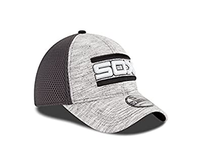 MLB Chicago White Sox 2016 Clubhouse 39Thirty Stretch Fit Cap