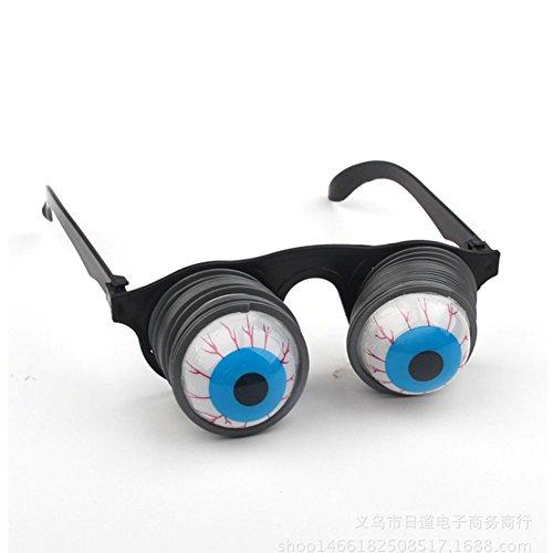 B-B Halloween Unisex Terrorist Spring Funny Glasses