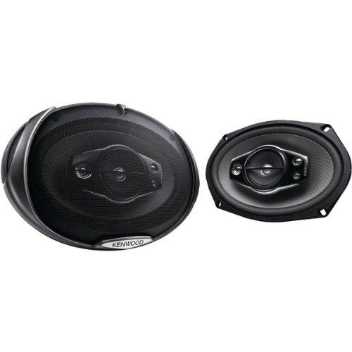 Kenwood Ken-Kfc6994Ps Performance Series 6 X 9 Inches 5-Way Car Speaker - Set Of 2