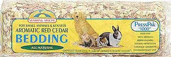 Rabbit Cage Bedding 2150 front