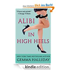 Alibi In High Heels (High Heels Mysteries #4): Maddie Springer Series, Book 4
