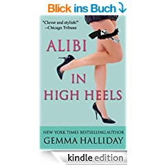 Alibi In High Heels (High Heels Mysteries #4)