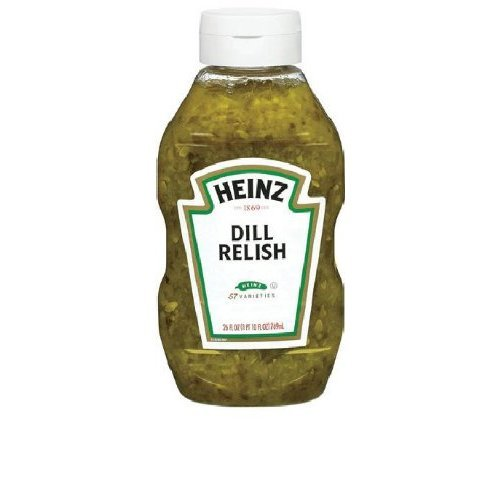 Heinz Sweet Relish, 26 Ounce Bottle (Pack Of 2) front-589482