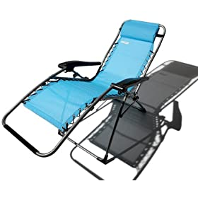 Strathwood Anti-Gravity Adjustable Recliners