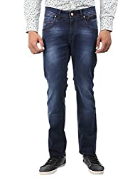 Oxemberg Slim Fit Men's Dark Indigo Denim