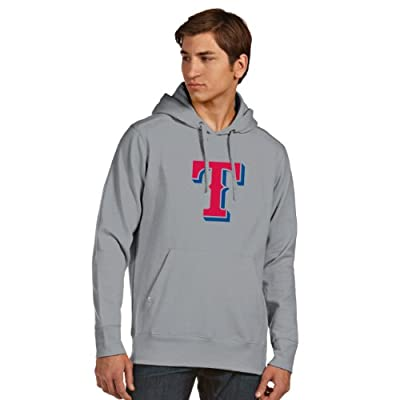 MLB Texas Rangers Men's Signature Hoodie