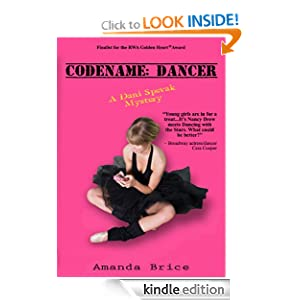 Codename: Dancer (A Dani Spevak Mystery)