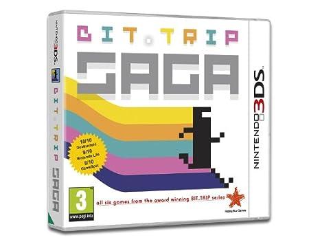 Bit Trip Saga (Nintendo 3DS)