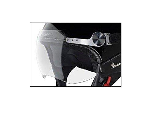 Granturismo 2012 casque avec visière pour vespa gTV foncé