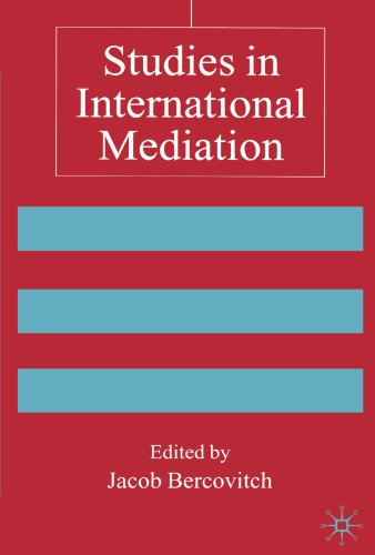 Studies in International Mediation (Advances in Foreign...