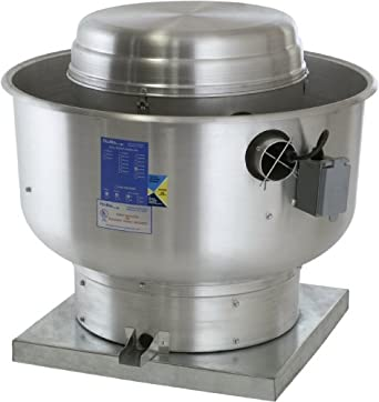 Floaire du85h high speed direct drive centrifugal upblast for Restaurant exhaust fan motor