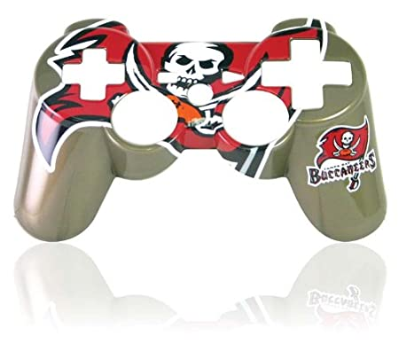 PS3 Official NFL Tampa Bay Buccaneers Controller Faceplate