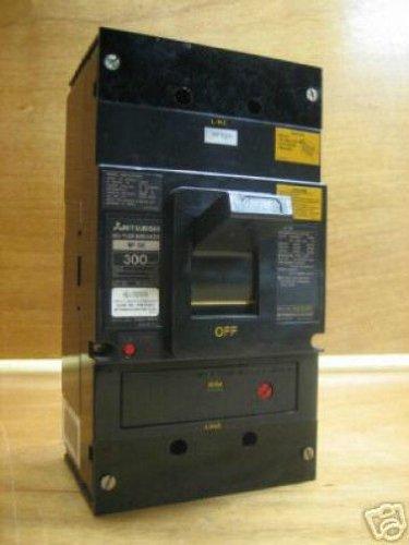 Mitsubishi Electric Nf-Sk3300 300A Circuit Breaker 600V Nf-Sk 300 Amp Nfsk3300
