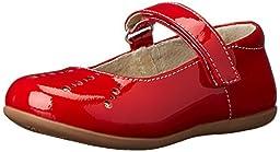 See Kai Run Marta Mary Jane (Toddler/Little Kid), Red Patent, 9.5 M US Toddler