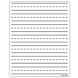 Low Vision Practice Writing Paper- Extra Bold Line