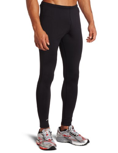 Brooks Men's Vapor Dry 2 Tight,Black,Large