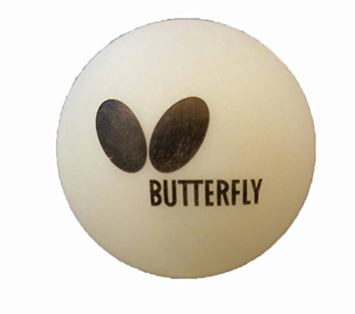 6 Pcs BUTTERFLY Plasit Table Tennis Ball (Medal Tabletop Tennis compare prices)
