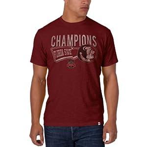 Buy Florida State Seminoles 47 Brand 2013 BCS Nat'l Champs Maroon Scrum T-Shirt 2XL by '47 Brand