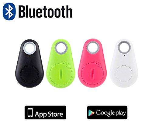 Localizzatore gps per smartphone antilost telecomando pulsante bluetooth multifunzione con app. MWS