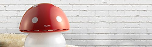Duux Ultrasonic Air Humidifier - Red Mushroom - 1