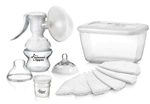 Closer To Nature 42355671 - Kit de lactancia materna de tommee tippee en BebeHogar.com