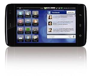 Dell Streak 5 inch Smartphone Tablet PC (3G, 16 GB, WVGA, Wi-Fi, Bluetooth, 5 MP Camera) - Black