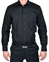 MARVELiS-Hemd MODERN-FIT (schmaler Schnitt) 4700 uni Extra langer Arm