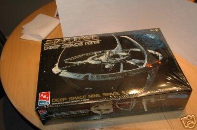 Star Trek Deep Space Space Station Huge Model