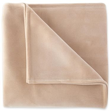 Original Vellux Blankets By West Point Stevens In Tan Color Queen Size By Jay'S Home Goods front-512928
