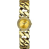 Guess W0070L1 Ladies JAZZ Gold Watch