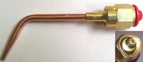 Welding Brazing Nozzle Tip 0-W #0 with W Mixer for Victor 300 Series Handles