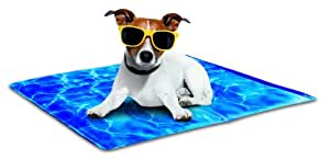 All for Paws Chill Out Always Cool Khlmatte for dogs M - 50 x 40 cm