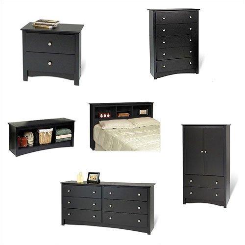 Luxury Furniture And Beautiful Design Black Sonoma