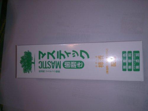 マスティック柿渋歯磨き