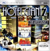 South Peak Hotel Giant 2 Games Volume Simulation Windows Xp/Vista 32-Bit Impressive Realism