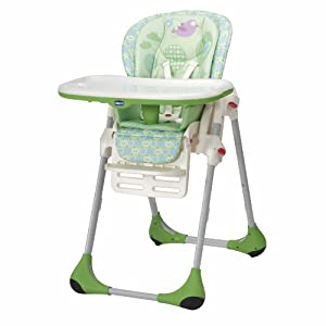 Chicco Polly Highchair (Tweet)