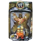 WWE クラシック Superstars Ultimate Warrior in イエロー outfit
