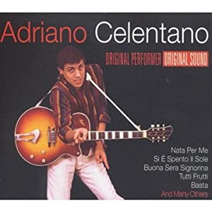 adriano celentano adriano celentano music. Black Bedroom Furniture Sets. Home Design Ideas