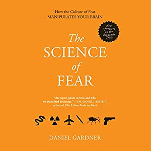 The Science of Fear Audiobook