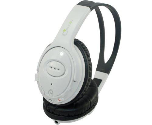 Conntek Tt04Wt 2-Tone Music Headset With Free 4G Micro Sd Card