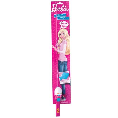 Fishing Barbie