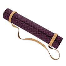 Gaiam Hemp Yoga Mat Sling